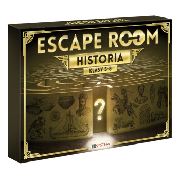Escape Room Historia