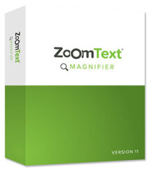 ZoomText Magnifier