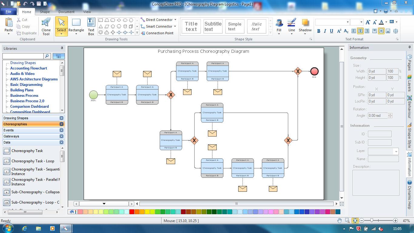 Conceptdraw pro v11 wersja elektroniczna certyfikat gratis cs odessa conceptdraw pro ccuart Choice Image